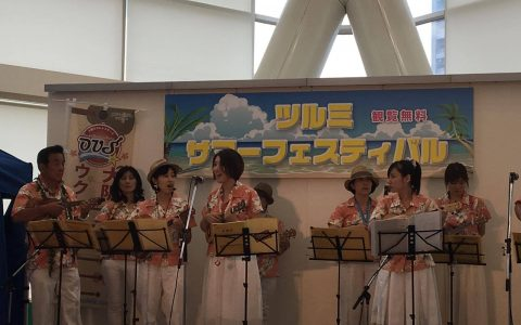 【PRライブ】イオンモール鶴見緑地 2017.8.6