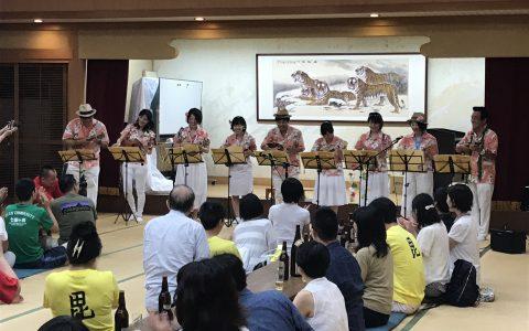 【PRライブ】信貴山ウクレレ演奏会♪2017.8.29