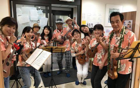 【ボランティア演奏会】かがやきデイサービス城東2017.11.9