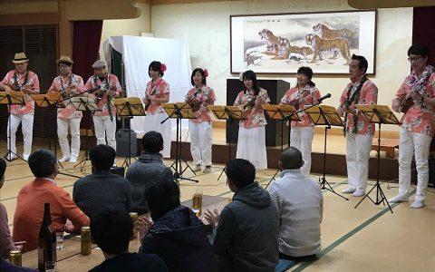 【PRライブ】信貴山ウクレレ演奏会♪2018.2.5