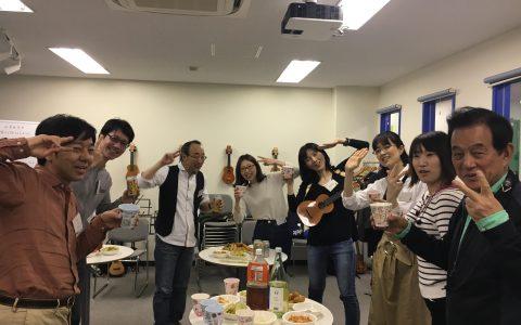【イベント】ワインシェア会&夜桜お花見会