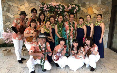 【ボランティア演奏会】グッドタイムリビング神戸垂水♪2019.03.23