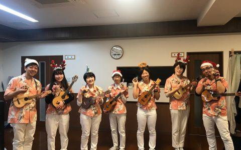 【ボランティア演奏会】デイサービスAnge@アイテラス利倉♪2019.12.26